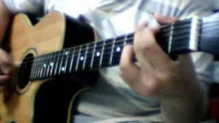 (Quang Huy) Ngày xuân long phụng sum vầy - guitar by blueriver92