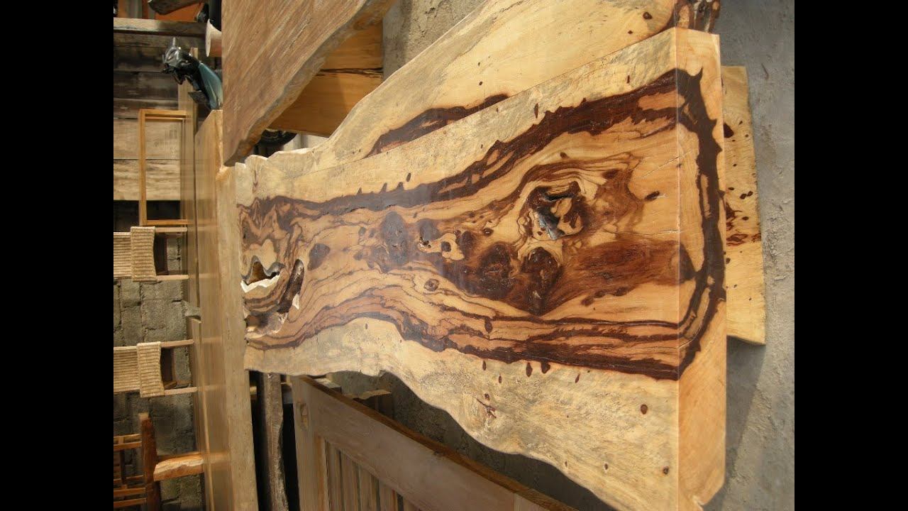 Tamarind Wood Table Youtube