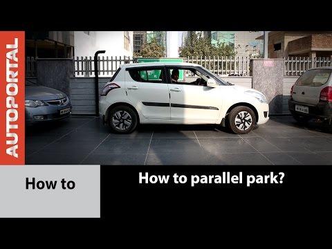 How To Parallel Park - Autoportal
