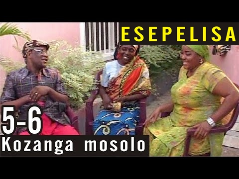NOUVEAUTÉ 2015: Kozanga Mosolo 5-6 FIN-Groupe EMAP Les Amoureux Du Théâtre-Emanuel Panzo New Formule