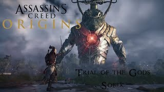 Trials of the Gods - Sobek - Assassin's Creed Origins