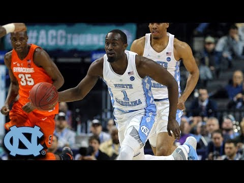 Theo Pinson at NBA Combine: Will Be One Of The Steals Of The Draft