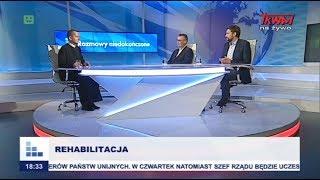 Rozmowy niedokończone: Rehabilitacja w szpitalu i w przychodni cz.I