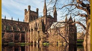 Chester United Kingdom  Честер Великобритания(Великобритания, графство Чешир, город Честер - небольшой, но очень красивый город на севере Англии, со множе..., 2014-04-15T22:32:47.000Z)
