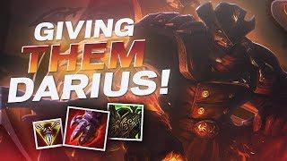 DYRUS | GIVING THEM THE DARIUS
