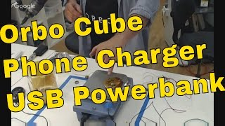 Solid State Free Energy Device - The Orbo Cube Charger Compilation