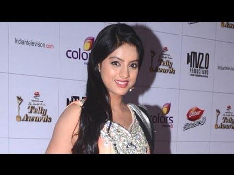 Deepika Singh Of Diya Aur Baati Hum @ 2013 Indian Telly Awards