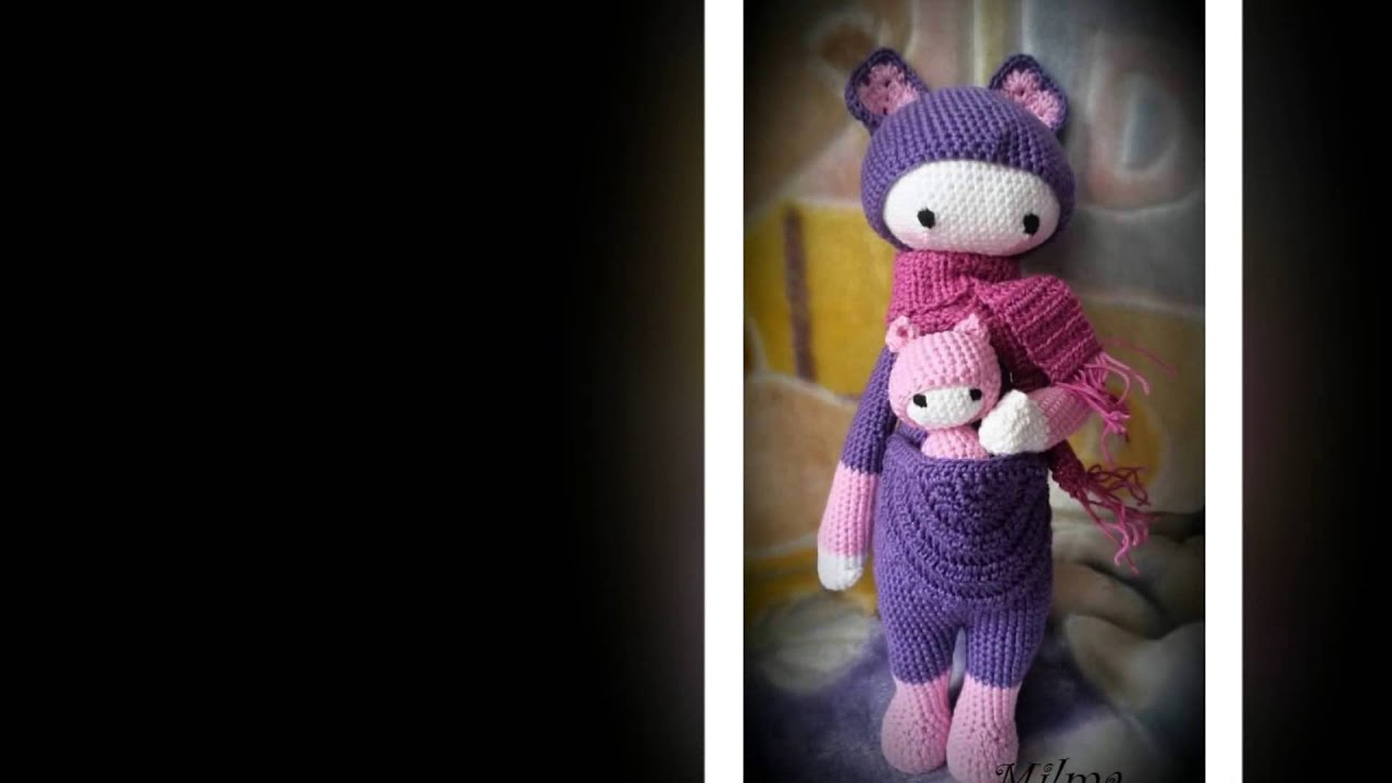 free crochet minnie mouse hat pattern - YouTube
