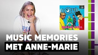 Anne-Marie showt tattoo die ze met Ed Sheeran zette!   Music Memories #9
