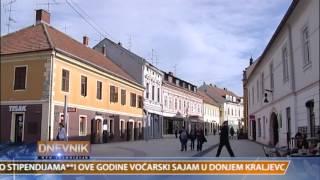 VTV Dnevnik 25. listopada 2016.