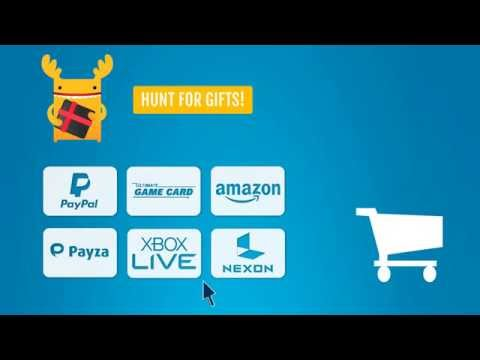 Gift Hunter Club - Make money online and get free gifts