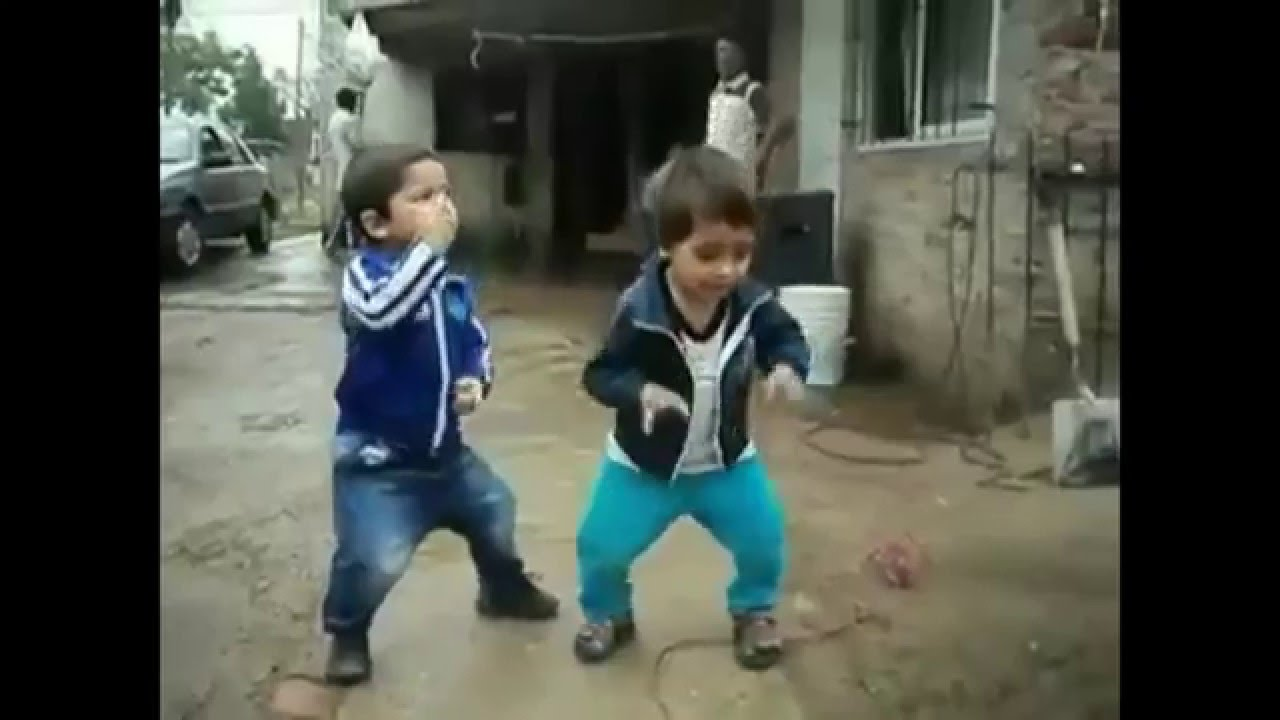 Funny video with kids Little Kids dancers dancing and ...