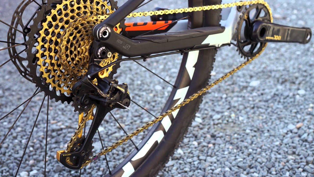 no estas usando los cambios de tu bicicleta como se debe