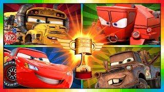 CARS Movie ★ CARS Full Movie ★★ FRANK & TRAKTORS ★★ ENGLISH ★ only mini Movie, Cars 3 comes 2017
