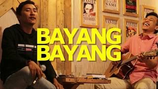 Download Mp3 Dewa 19 - Bayang Bayang  Cover  | Halik Kusuma Feat Uel