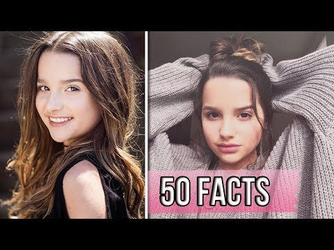 50 THINGS YOU DIDN'T KNOW ABOUT ANNIE LEBLANC!