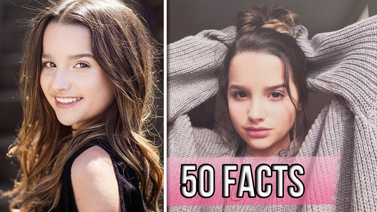 11dc0c0d6bea 50 THINGS YOU DIDN T KNOW ABOUT ANNIE LEBLANC! - YouTube