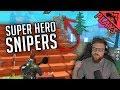SUPERHERO SNIPERS - Fortnite Gameplay #61 (Jordan Fisher & StoneMountain64)