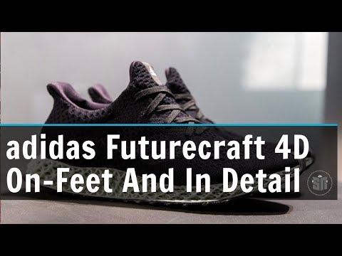 adidas Futurecraft 4D - Release Date | SneakerNews com