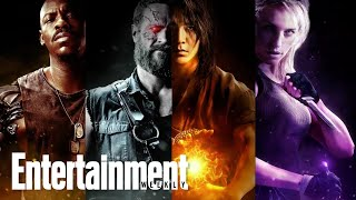 Meet the New Mortal Kombat Cast & Their Video Game Characters | Entertainment Weekly