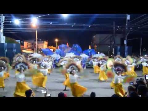 Street Dancing - Palawan Contingent - Mimaropa Festival Nov. 9, 2016