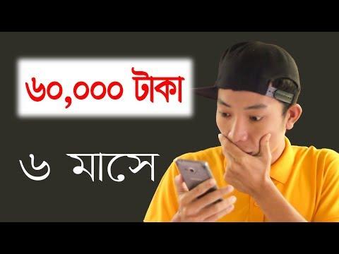 Best Top 3 Taka Income Apps | BD Earn