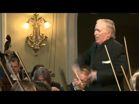 Thomas Sanderling & The Big Symphony Orchestra in name of P. Tchaikovsky