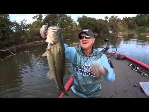 FOX Sports Outdoors PREVIEW #33 - 2015 Brazos River Waco, Texas Bass Fishing
