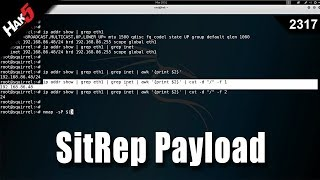 [[ PAYLOAD ]] - The Situation Response Payload - Hak5 2317