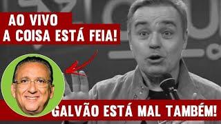 Mais informações sobre o estado de saúde de Gugu Liberato! (NOTÍCIAS URGENTES)