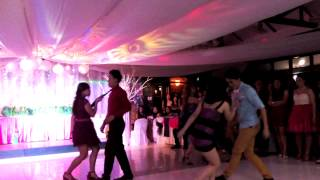 FRONT - END BALLROOM (WINNER) SM HYPERMARKET CAINTA COCKTAIL PARTY