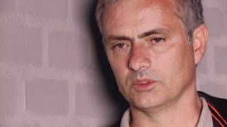 adidas miCoach Videogame Behind the Scenes - Mourinho Extended