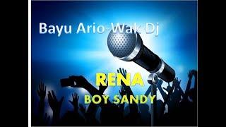 RENA-Boy Sandy Karaoke Tanpa Vokal