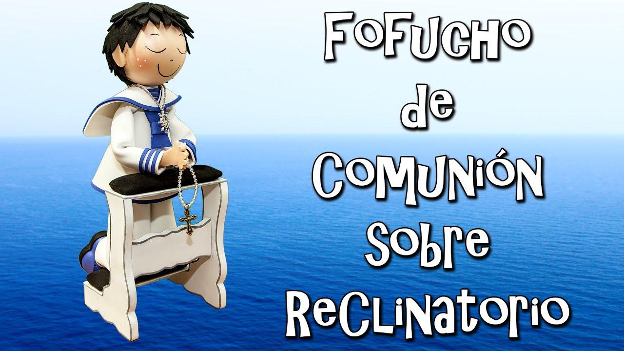 Fofucho De Comuni U00d3n Sobre Reclinatorio - Goma Eva