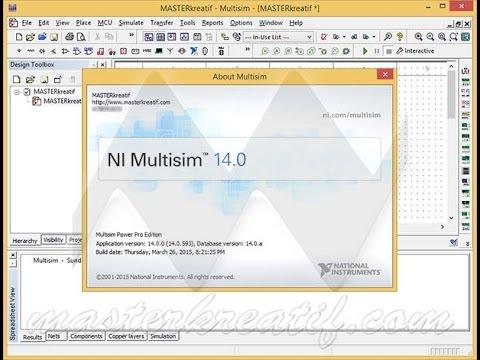 Como traducir multisim 14 o cualquier otra versión al
