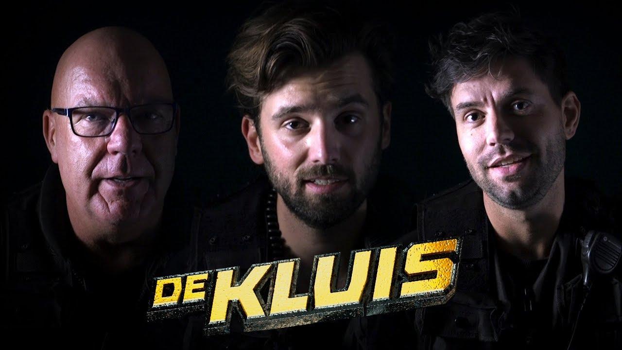 Overval op de Kluis #8   Gaston, Ruud & Simon