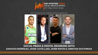 WIN-SportsBiz Forum: Social Media & Digital Branding in Sports