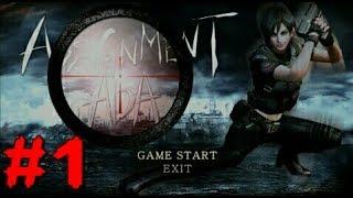 Resident Evil 4 HD (PS4) | Assigment Ada | Parte 1