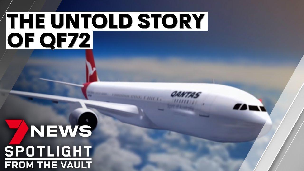 Qantas Flight 72