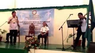 Time of My Life - Dr A.Crisostomo(UP-PGH) and Ian Masaga