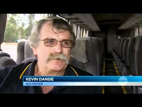 Ten News Sydney - NSW government assures NWRL will be built (7/5/2012)