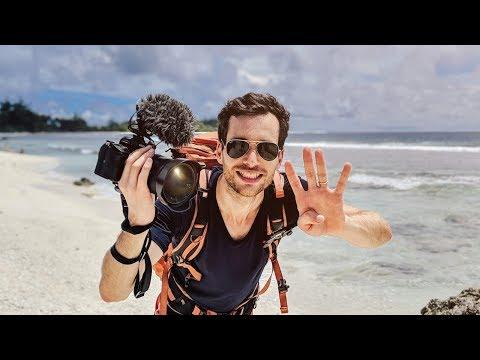 5 EASY Photography TIPS to Take RAD Travel Photos even as a Tourist