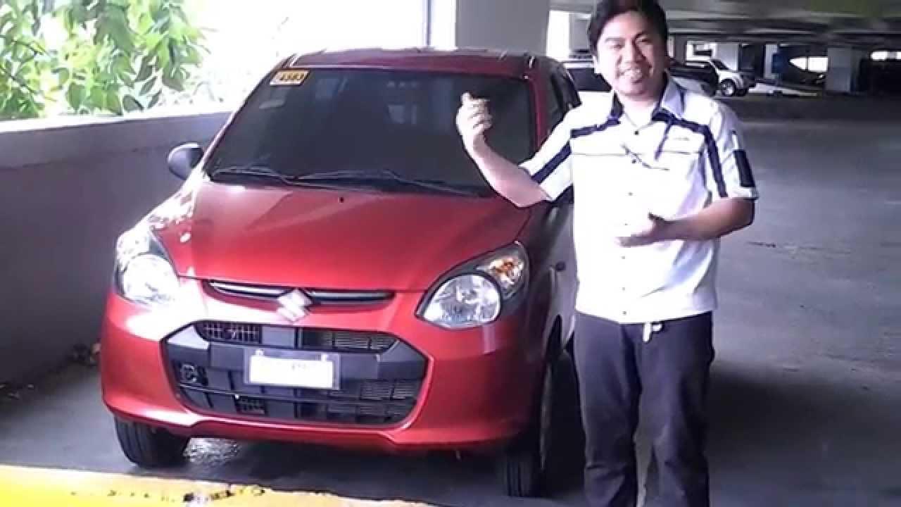 suzuki alto drive test 1 fuel saver car youtube. Black Bedroom Furniture Sets. Home Design Ideas