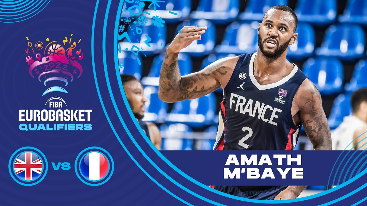 Amath M'Baye (France) - Player of the Game