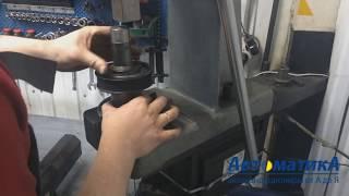 Замена подшипника компрессора кондиционера за 3 мин автосервис Автоматика(, 2014-04-07T13:08:29.000Z)