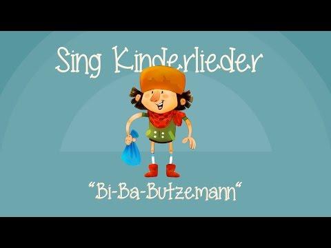 Es tanzt ein Bi-Ba-Butzemann - Kinderlieder zum Mitsingen | Sing Kinderlieder
