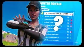 À seulement 1 point du cash prize | Winter Royale avec iNiize !
