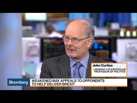 Professor Curtice Sees U.K. Minority Government Lasting