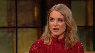 """""""It was so haunting, I will never forget it"""" - Amy Huberman 