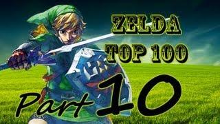 ZELDA: Top 100 Songs (10-1)